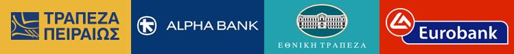 Banks Logos